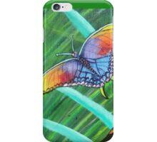 Jaguar Butterfly in Jungle iPhone Case/Skin