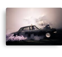 UCSMOKE Making Clouds Canvas Print