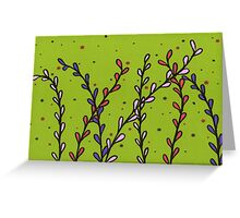 Willows Greeting Card
