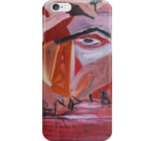 Semi Abstraction iPhone Case/Skin