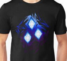 Shards of Rarity's Cutiemark Unisex T-Shirt