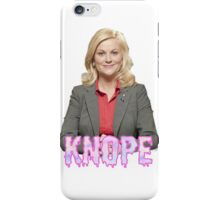 "Leslie ""Knope"" iPhone Case/Skin"
