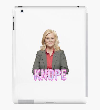 """Leslie """"Knope"""" iPad Case/Skin"""