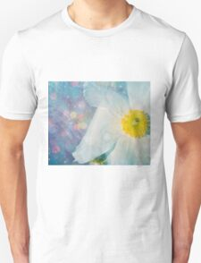 Flower bluedifil Unisex T-Shirt