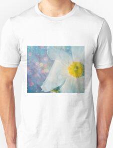Flower bluedifil T-Shirt