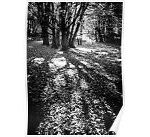 Escape from the Dark Dark Woods Poster
