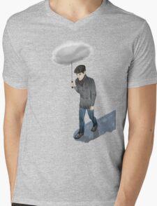 The Human Condition Mens V-Neck T-Shirt