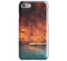 Fiery Tempest iPhone Case/Skin