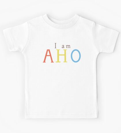 Yuru Yuri: I am AHO Kids Tee