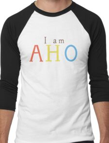 Yuru Yuri: I am AHO Men's Baseball ¾ T-Shirt