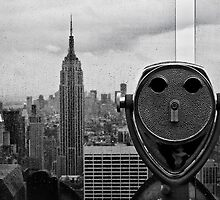 Empire State Building #2 by Paul Politis