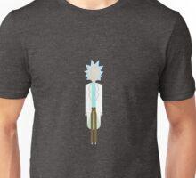 Minimalist Rick Unisex T-Shirt