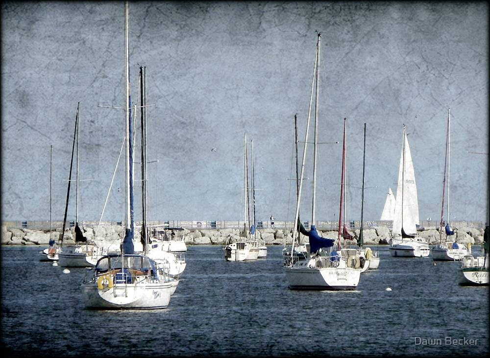 Dock of the Bay © by Dawn M. Becker