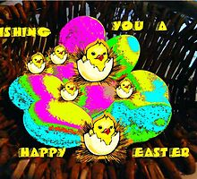 Happy Easter...card by MaeBelle