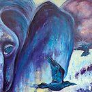 Elephant Moon by Lester Ancheta