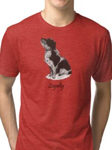 Loyalty Tri-blend T-Shirt