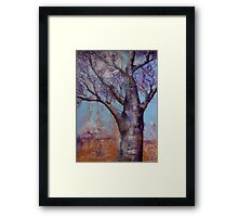 Happy Blossoms Framed Print
