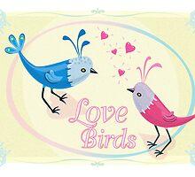 Lovebirds by KenRinkel