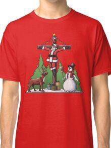 Santa Cross Classic T-Shirt
