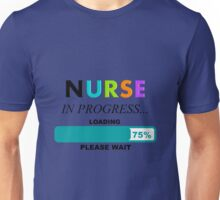 Nursing Student Humor Unisex T-Shirt