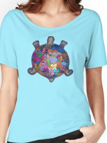 Turtle Tattoo Women's Relaxed Fit T-Shirt