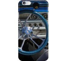 Black Dice and A Glitter Steering Wheel iPhone Case/Skin