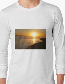 Sunset North Queensland Long Sleeve T-Shirt
