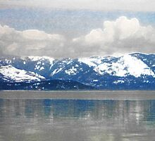 Lake Pend Oreille by PSyborg57