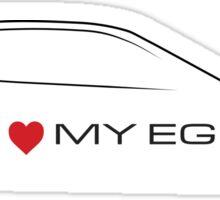 I love my EG Sticker