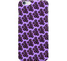 purple springtime blossoms iPhone Case/Skin