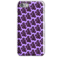 purple springtime blossoms iPhone Case/Skin
