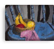 Fruit Basket Canvas Print