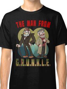 The Man From G.R.U.N.K.L.E. Classic T-Shirt