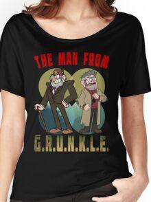 The Man From G.R.U.N.K.L.E. Women's Relaxed Fit T-Shirt