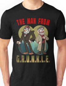 The Man From G.R.U.N.K.L.E. Unisex T-Shirt