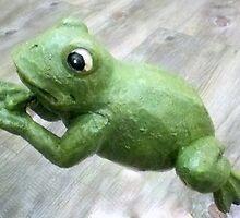 Frog by Valeria Lee