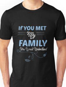 My Family Unisex T-Shirt