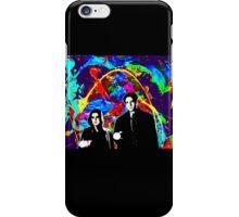 Scully & Mulder iPhone Case/Skin