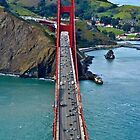 Golden Gate Bridge by Nancy Stafford