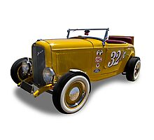 Ford - 1932 Roadster Photographic Print