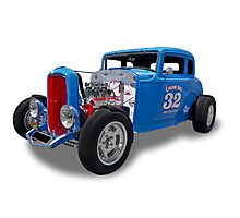 Ford - 1932 Coupe Photographic Print