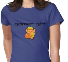 Gamer Girl - Link Womens Fitted T-Shirt