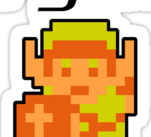Mini Gamer - Link Sticker