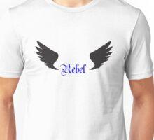 "Team Free Will- Cas ""Rebel""  Unisex T-Shirt"