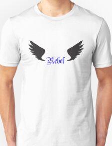 """Team Free Will- Cas """"Rebel""""  T-Shirt"""