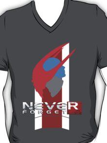 Marauder Shepard (Stripe Edition) T-Shirt