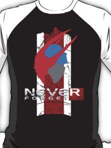 Marauder Shepard (Cracked Edition) T-Shirt