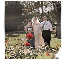 Wedding Waiting Poster