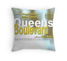 Queens Blvd Throw Pillow