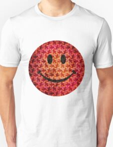 Smiley face - Escher pattern T-Shirt